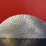 vase en aluminium